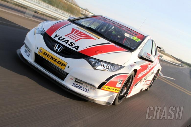 Honda confirms new title sponsor, reveals new livery