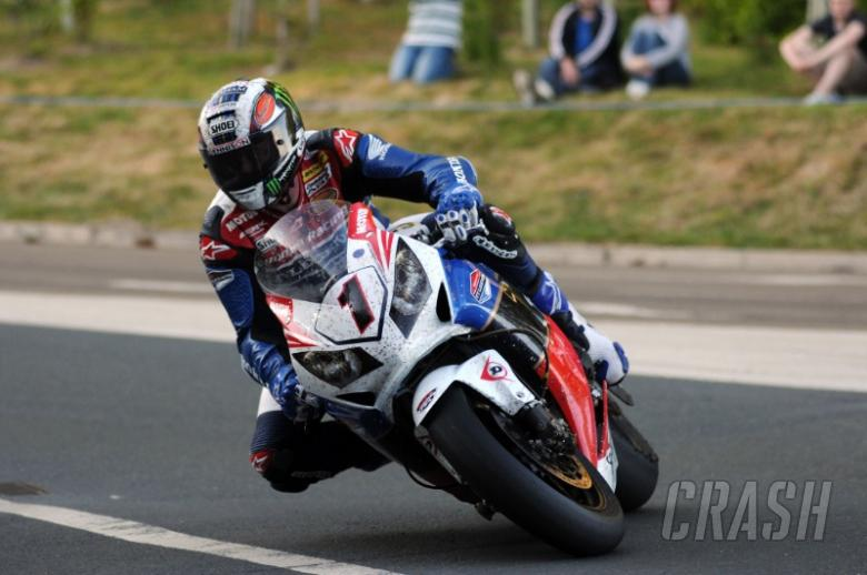 McGuinness confirms NW200 return