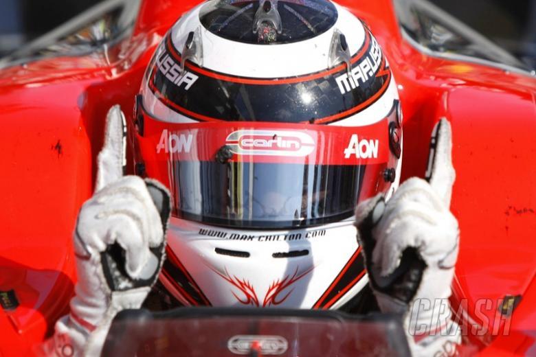 Chilton: Family won't back F1 graduation