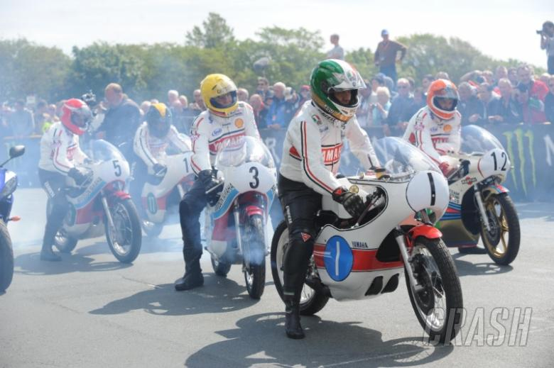 Organisers praise new Manx Grand Prix documentary