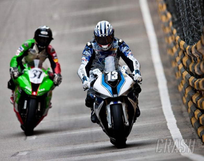 Rico Penzkofer confirms Macau GP was his last race