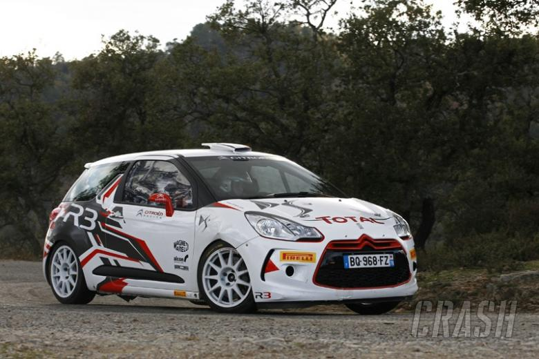 Citroen Top Driver series launched