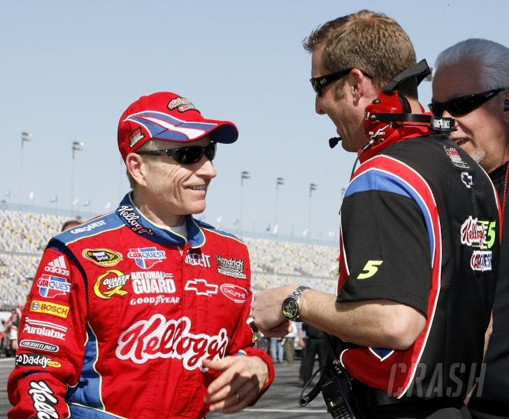 #5 Kellogg's/Carquest Chevrolet - Mark Martin