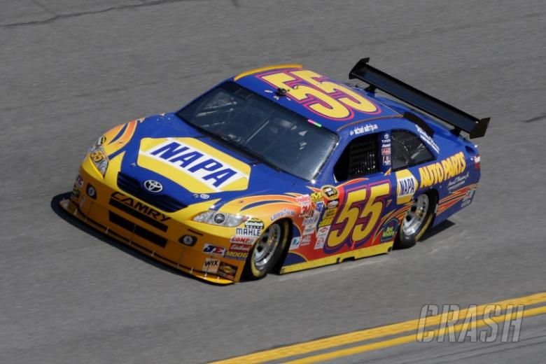 #55 NAPA Auto Parts Toyota - Michael Waltrip