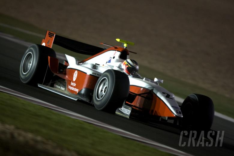 Nico Hulkenberg - ART Grand Prix [pic credit: GP2 Series Media]