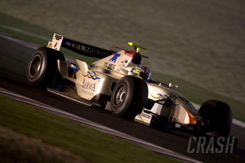 Sergio Perez - Barwa International Campos Grand Prix [pic credit: GP2 Series Media]
