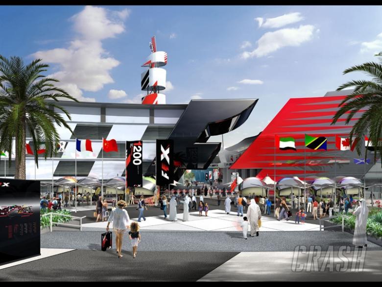 Dubai's Motor City project