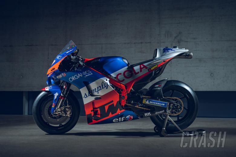 Red Bull KTM Tech3, RC16,