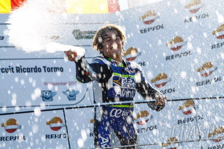 MotoGP: Avintia's thoughts with Andreas Perez