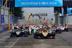 ABB Formula E World Championship 2021 - Rome E-Prix