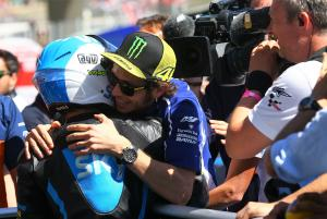 Rossi: I hope Fenati returns