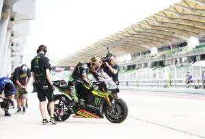 Sepang MotoGP test