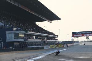 Thailand MotoGP test