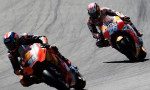 KTM 'proud' to sign Pedrosa, still has 'fire in him'