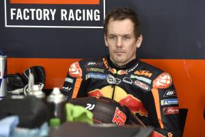'Special moment' as Kallio steps in for Zarco