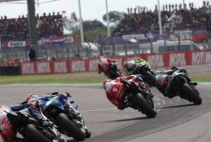 Argentina MotoGP - TBC