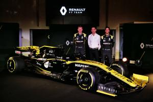 Renault not setting fixed 'x or y' targets for F1 2019