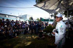 F1 Paddock Notebook – Australian GP Thursday
