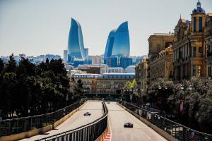 F1 Azerbaijan Grand Prix - Qualifying Results