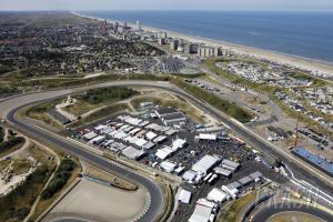 Dutch Grand Prix - Cancelled