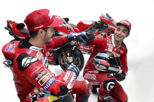 Petrucci: Dovi gave me everything for life-changing chance