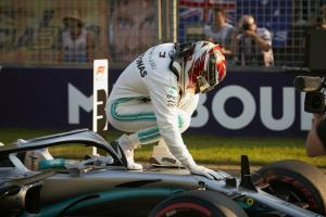 Hamilton: Mercedes pace gain on Ferrari a shock