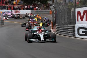 Monaco Grand Prix - Cancelled