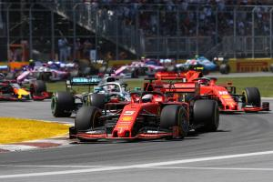 Canadian Grand Prix - Cancelled