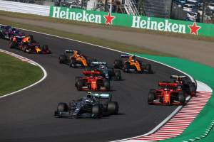 Japanese Grand Prix - Cancelled