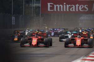 Mexican Grand Prix - Cancelled