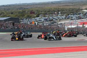 United States Grand Prix - Cancelled