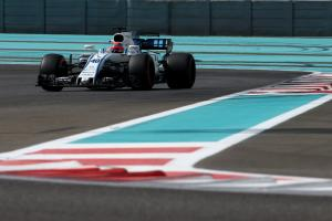 Kubica completes 100 laps for Williams in F1 tyre test