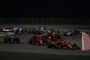 Bahrain Grand Prix - Postponed