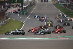 Chinese Grand Prix - Postponed