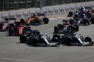 Azerbaijan Grand Prix - Postponed