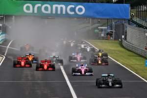 Formula 1 World Championship 2021 - Hungarian Grand Prix