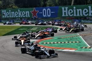 Formula 1 World Championship 2021 - Italian Grand Prix