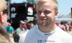 Rosenqvist replaces Wehrlein for Formula E season opener