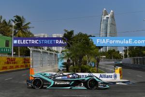 Formula E Sanya E-Prix - Qualifying Results