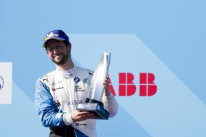 BMW Formula E team retains Sims for season six