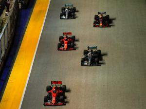 Can Ferrari stay on top in Russia?