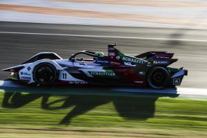 Formula E Pre-Season Testing - Day 1 Results