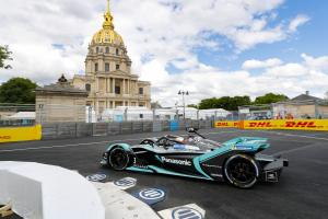 Formula E Paris E-Prix - Qualifying Results