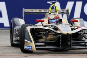 Championship leader Vergne tops Berlin Formula E practice