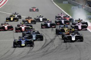 Formula 2 Bahrain - Feature Race Results
