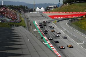 Formula 2 Austria - Sprint Race Results