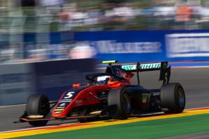 Laaksonen released by medical staff after F3 crash