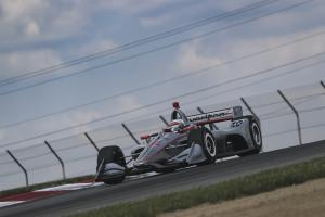 Will Power rockets to Mid-Ohio IndyCar Pole