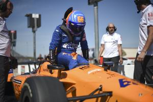 McLaren Indy 500 entry 'totally different experience' to '17