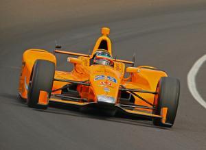 Chevrolet confirmed as McLaren engine partner for Indy 500